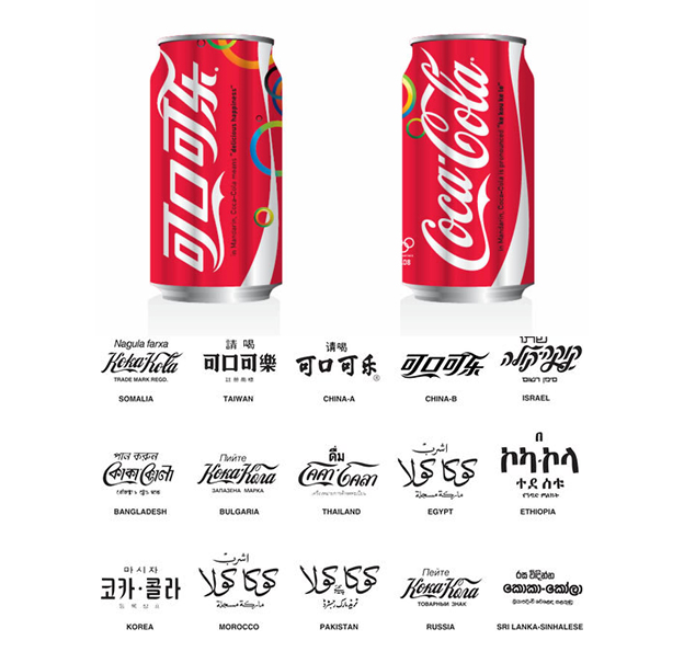 La Sfida Della Lingua Nel Logo Design