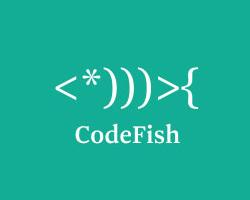 logo-design-numerical-punctuation-code-fish