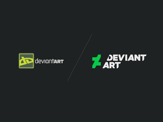 Nuovo Logo Per DeviantArt!