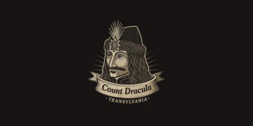 count-dracula-logo-design-leggendario