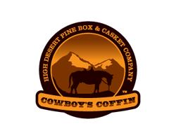 logo-design-vintage-style-cowboy-coffin