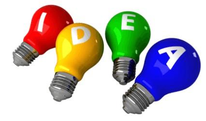 Le 6 fasi dello sviluppo di un'idea creativa