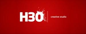 logo-h3o-creative-studio-design-inspiration