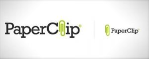 logo-paperclip-texting-creative-design-inspiration