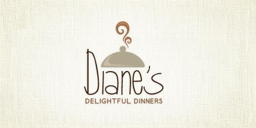 dianes-delightful-logo-design-ristorante