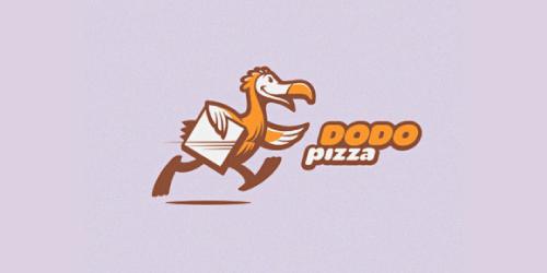 dodo-pizza-logo-design-ristorante