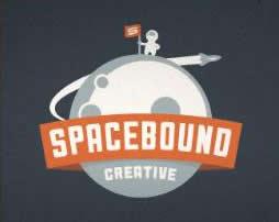 logo vintage space