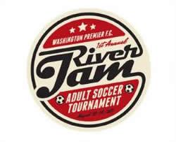 logo vintage river jam