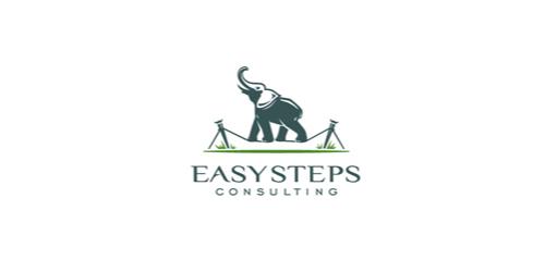 easy-steps-logo-design
