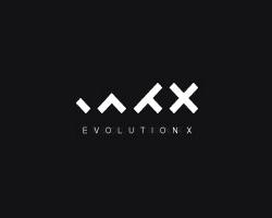 logo-design-numerical-punctuation-evolutions-x