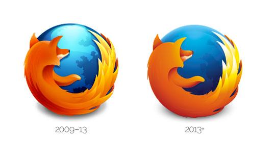 Il Nuovo Logo Firefox