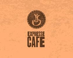logo-design-vintage-style-express-cafe
