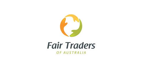 logo design green fair trade