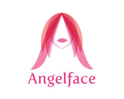 logo-design-female-angel-face