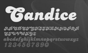 design-graphic-font-candice
