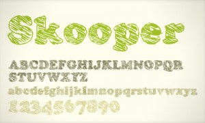 design-graphic-font-skooper