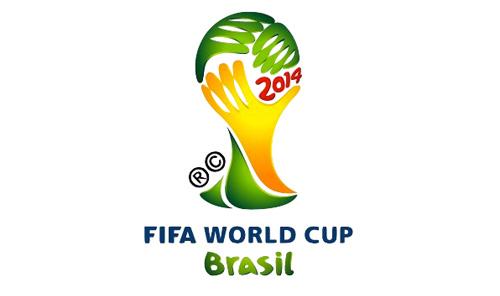 Il logo della FIFA World Cup 2014
