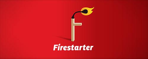 logo-design-inspiration-gallery-firestarter