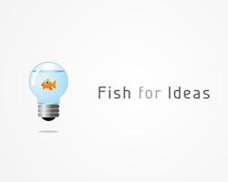 logo-design-electrifying-fish-for-ideas