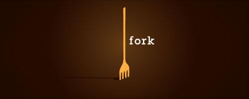 logo-design-inspiration-gallery-fork
