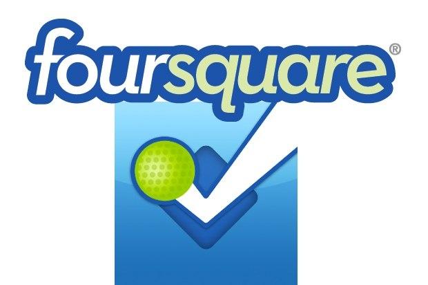 Nuovo Logo Per L'App di Foursquare
