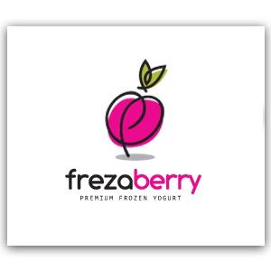 fruit-vegetables-logo-design-freza-berry