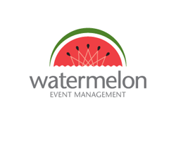 logo-design-fruit-watermelon-event-management