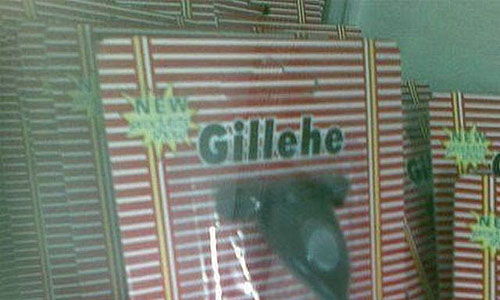 falso gillette