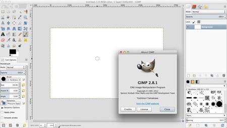 software gimp