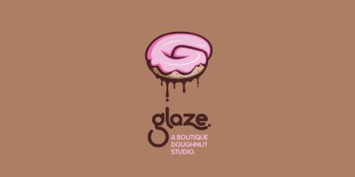 glaze-logo-design-ristorante