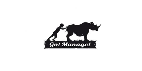 go-manage-logo-design