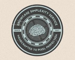 logo-design-vintage-style-growcase-simplexity-service