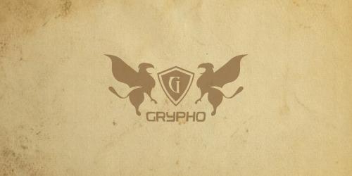 grypho-logo-design-leggendario