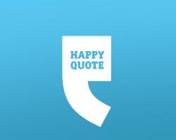 logo-design-numerical-punctuation-happy-quote