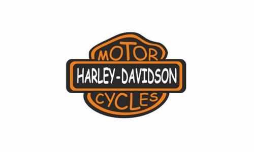 logo harley davidson comic sans