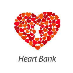 cuore-san valentino-logo-design-heart-bank