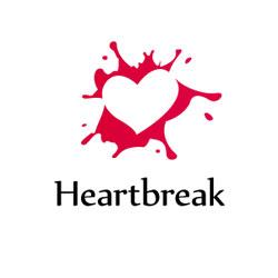 cuore-san valentino-logo-design-heart-break