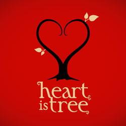 cuore-san valentino-logo-design-heart-tree