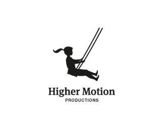 silhouette-logo-design-higher-motions