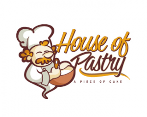 logo-design-human-toon-house-of-pastry