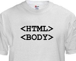 html-tshirt-web-design