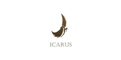 icarus-logo-design