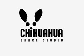 logo-inspiration-design-chihuahua-dance-studio