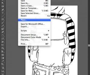 Come modificare le immagini con image trace in Illustrator