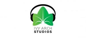 logo-design-music-concept-ivy-arch-studios