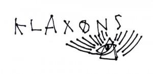 logo klaxons