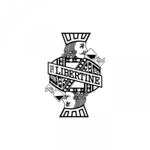 libertine-wolda-logo-design