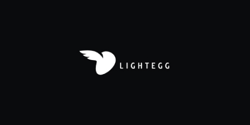 lightegg-logo-design-bianco-nero