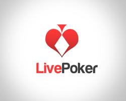 logo-design-gambling-games-poker-live