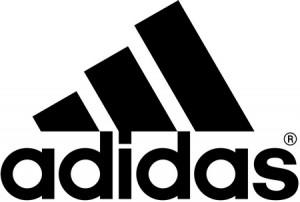 adidas simbolo sfondo